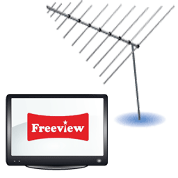 freeview tv aerials