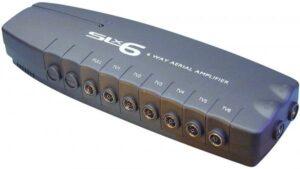 amplifier for tv aerials