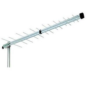 log periodic TV Aerial installed at stoke on trent